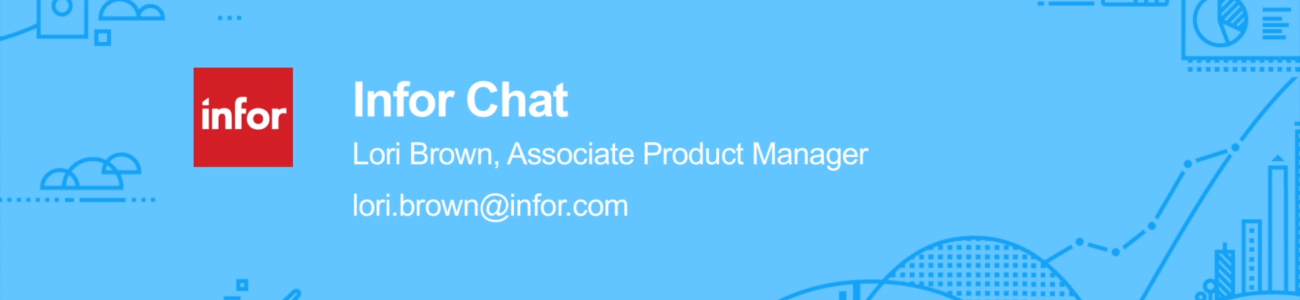 Infor Chat Overview